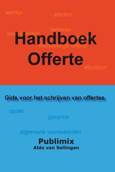 Handboek Offerte voor zzp'ers