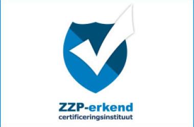 ZZP-erkend certificeert zzp'ers
